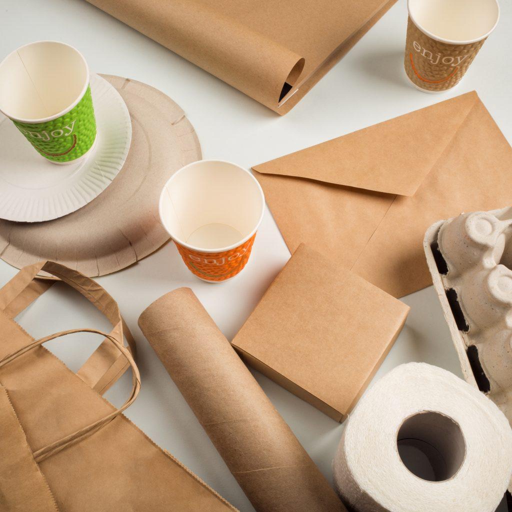Emballages biosourcés