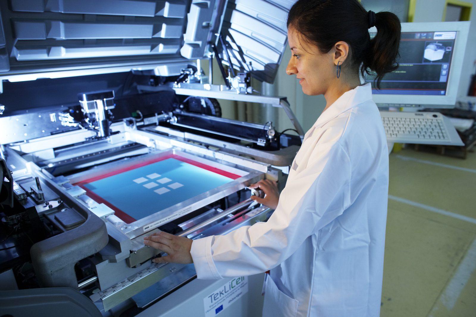 Plateformes technologiques Teklicell