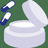 Health cosmetic bio-based materials