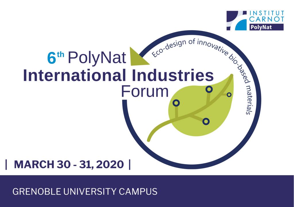 International Industries forum bio-based materials
